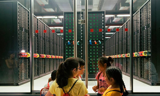 Barcelona Supercomputing Center.